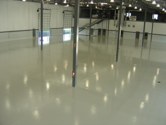 Seamless Epoxy Concrete Industrial Flooring Amp Coatings