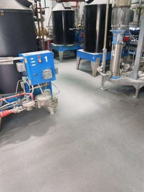 industrial chemical flooring